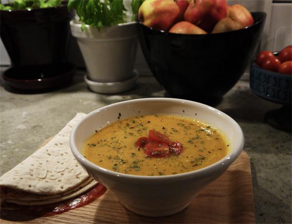 Soppa med svenska rötter
